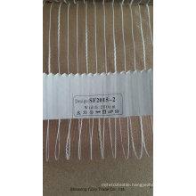New Design Sheer Organza Curtain Fabric 20152