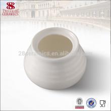 Оптовая керамический кофейный набор сахарница, белый чайник сахар