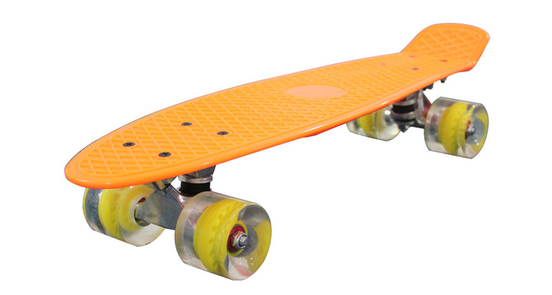 Plastic Long Board