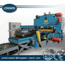 Automatic lower making line/deep throat press Automatic lower cap making line/deep throat press