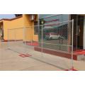 China HDPE Temporary Hoarding Panel Fence