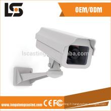 Logement en métal imperméable de balle de caméra de sécurité d'IP 2017 pour l'appareil-photo d'IP de HD