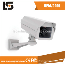 2017 IP Security Camera Bullet Weatherproof Metal Housing For HD IP Camera