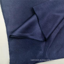 Venda quente lenços de poliéster de cetim liso tingido