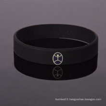 Factory Special design religion Silicone custom printed wristband