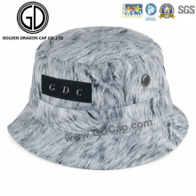 2016 High-Quanity New Style Animals Hair Printed Bucket Hat
