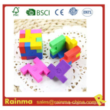 3D Magic Puzzle Eraser for Promotion Gift
