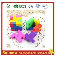 3D Magic Puzzle Eraser для рекламного подарка
