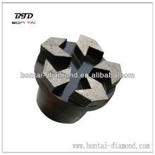 Bouchon de diamant PD50 pour revêtement, époxy, colle