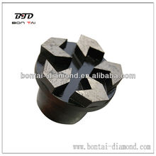 Diamond plug PD50 for grinding coat, epoxy, glue
