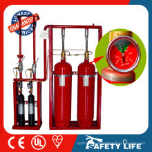 fm200 fire extinguisher/empty fire extinguisher cylinder 5kg