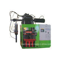Máquina de moldeo por inyección de caucho para productos de silicona (KS200B3)