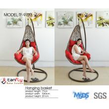 Elegant design leisure furniture wicker garden egg chair.