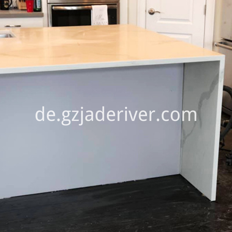 Environmentally Friendly Kitchen Counter