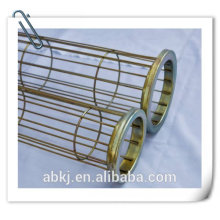 Dust baghouse stainless steel filter bag cageocustomer requirement Packing exterior: