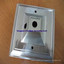 Cubierta del interruptor del cinc con SGS, ISO9001: 2008, RoHS