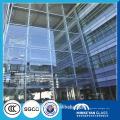 ненесущая стена ШУ сертифицированное закаленное стекло