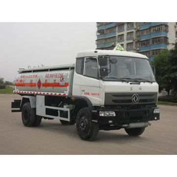 Camion citerne de carburant Dongfeng 4X2 180HP 15000Litres