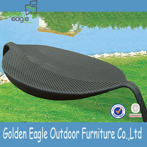 aluminium tube wicker garden furniture