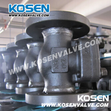 Forged Steel Flanged Ends Check Valve (H41)