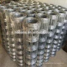 Hot Dipped Galvanized Hinge joint Field Fences / galvanized field fence
