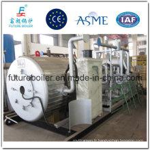 Réchauffeur de fluide thermique de type intégré
