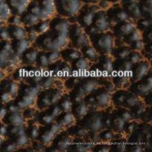 Fabricante de la pintura del polvo del hammertone