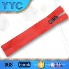 Resin Plastic Type and Eco-Friendly Feature Special Zipper