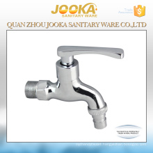 Wall mounted water bib tap