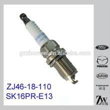Bujía genuina de alto rendimiento ZJ46-18-110 para MAZDA M2 1.5