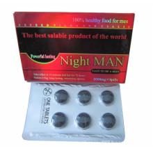 Night Man Natural Herbal 100% Healthy food for man