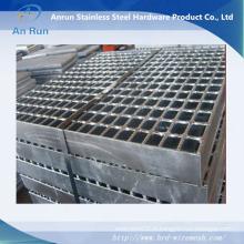 Grille en acier galvanisé à chaud pour structure en acier
