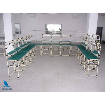 OEM Steel Plastic Composite Pipe Workbench