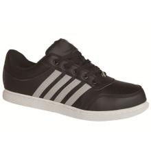 Ufa114 (2) Sapatos de segurança em couro estilo desportivo em aço com micro fibra de couro