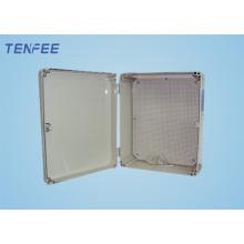 TFJ6 Gabinete plástico impermeable (w/bisagras)