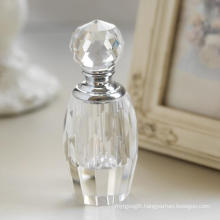 New Design Crsytal Glass Perfume Bottle (JD-XSP-617)