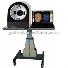 High quality UV lighting accurate facial skin analyzer