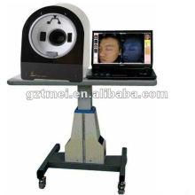 Alta qualidade de iluminação UV preciso analisador da pele facial