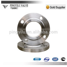 Carbon steel standard flat fact lap joint flange