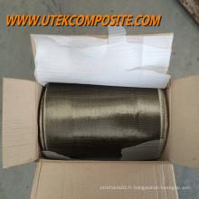 50cm Largeur Tissu unidirectionnel de basalte 300GSM