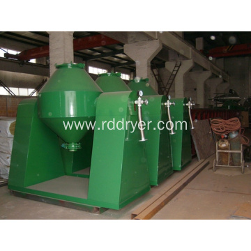 Large Capacity Double Cone Vacuum Dryer for Chemical Industry