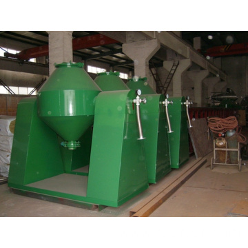 Double Cone Vacuum Drying Machine with Glass Lining