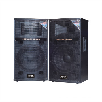 Double 15inch 2.0 Professional DJ Speaker 628t