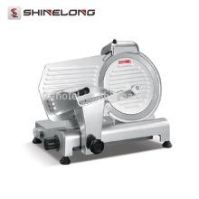 Machine commerciale de trancheuse de viande d'acier inoxydable commercial / industriel de trancheuse électrique de la CE
