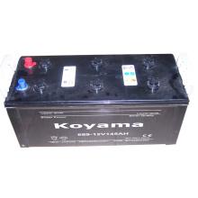 Batterie résistante de camion 689-12V145ah
