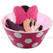 Cuenco de melamina con logotipo de Mickey (BW7374)