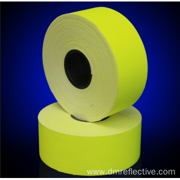Yellow Aramid Flame Retardant  Reflective  Fabric
