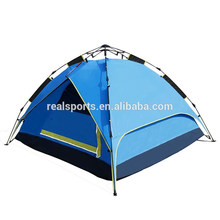 Manufacture Price Camping Tent 3-4 People Waterproof Large Camping Tents