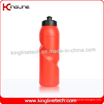 Plastic Sport Water Bottle, Plastic Sport Bottle, 700ml Plastic Drink Bottle (KL-6725)