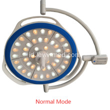 Peralatan medis LED Shadowless Operating Light